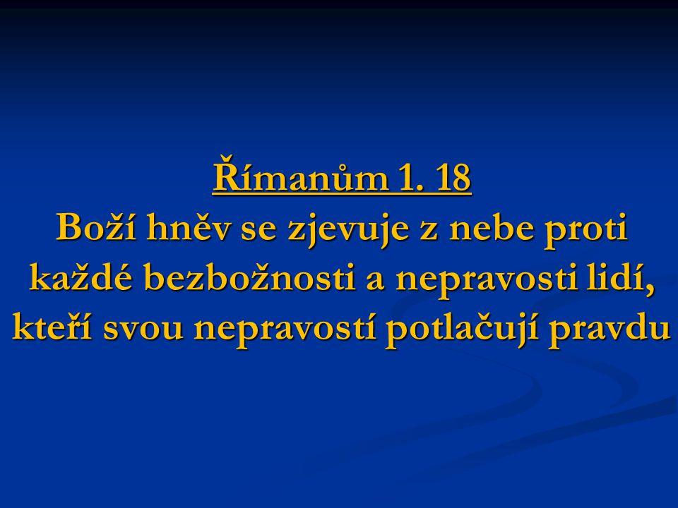 Římanům 1.
