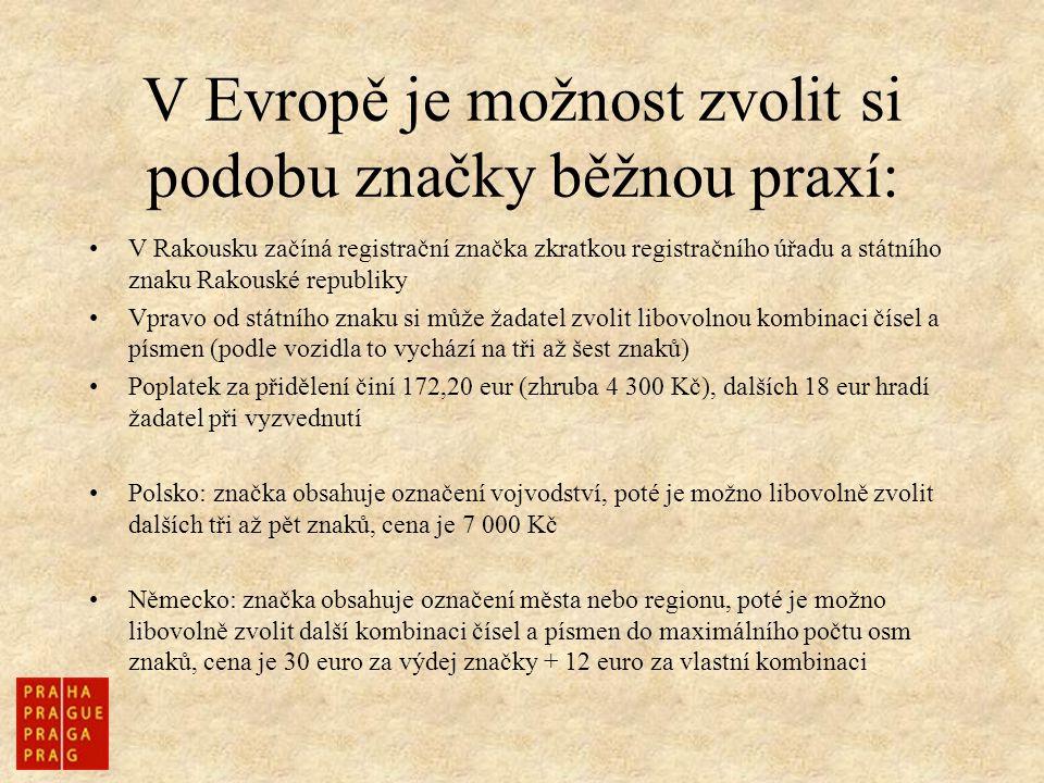 Praha proto připravila novelu zákonů a prováděcí vyhlášky změna zákona č.
