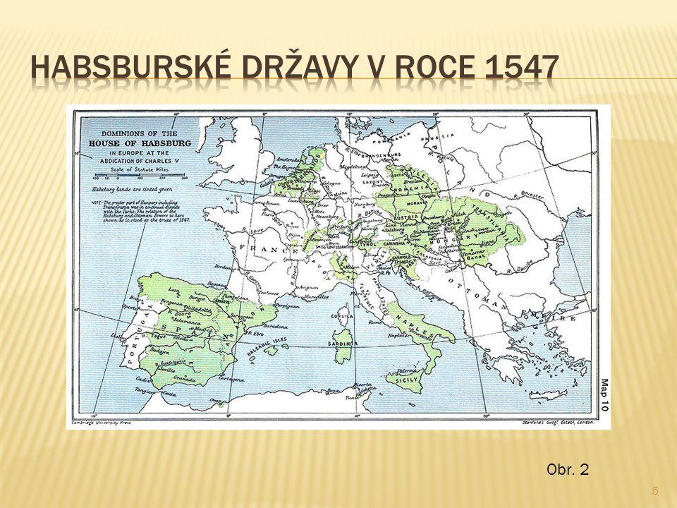  V letech 1546 – 1547 proběhl tzv.
