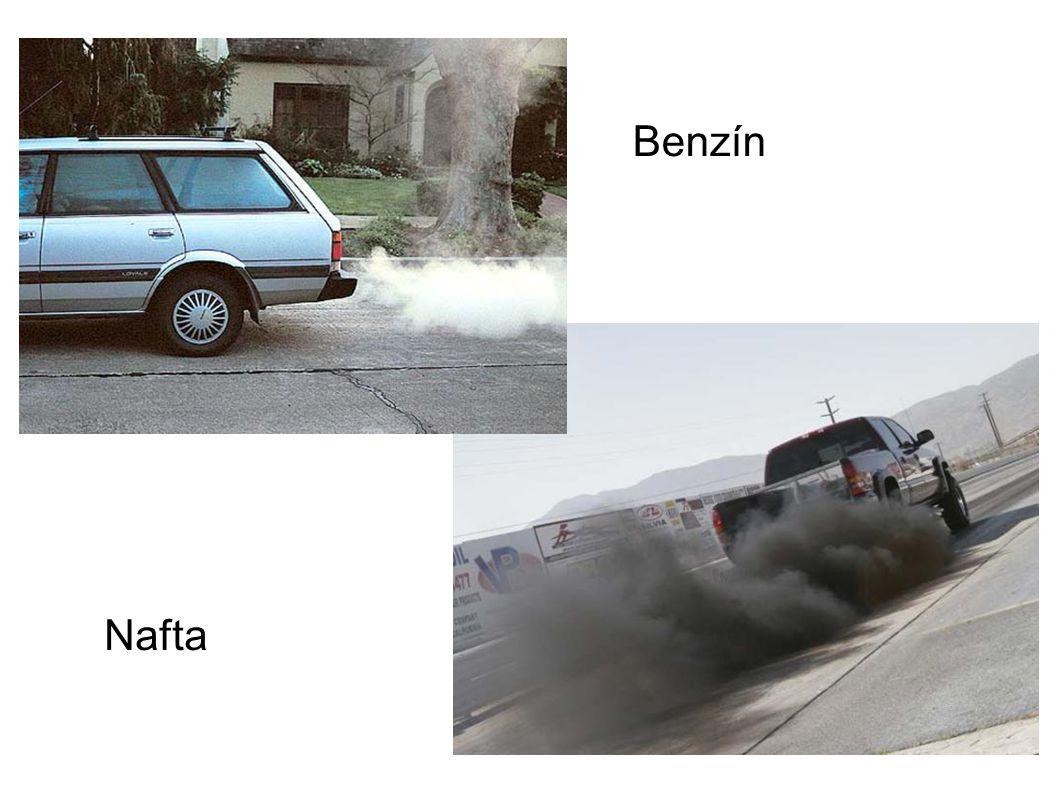 Benzín Nafta