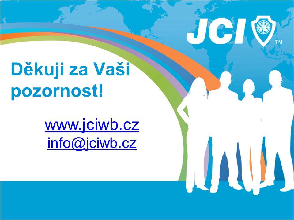 Děkuji za Vaši pozornost! www.jciwb.cz info@jciwb.cz