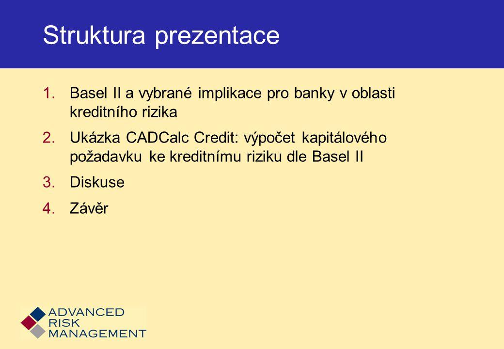 Co dnes banky intenzivně řeší.