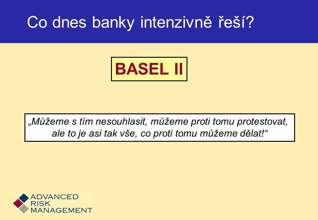 Basel I a II – vývoj  1988: Int.Convergence of Capital Measurement and Cap.