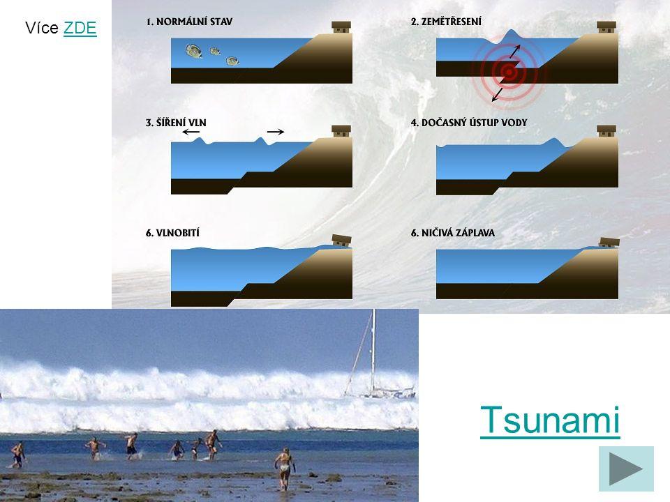 Tsunami Více ZDEZDE