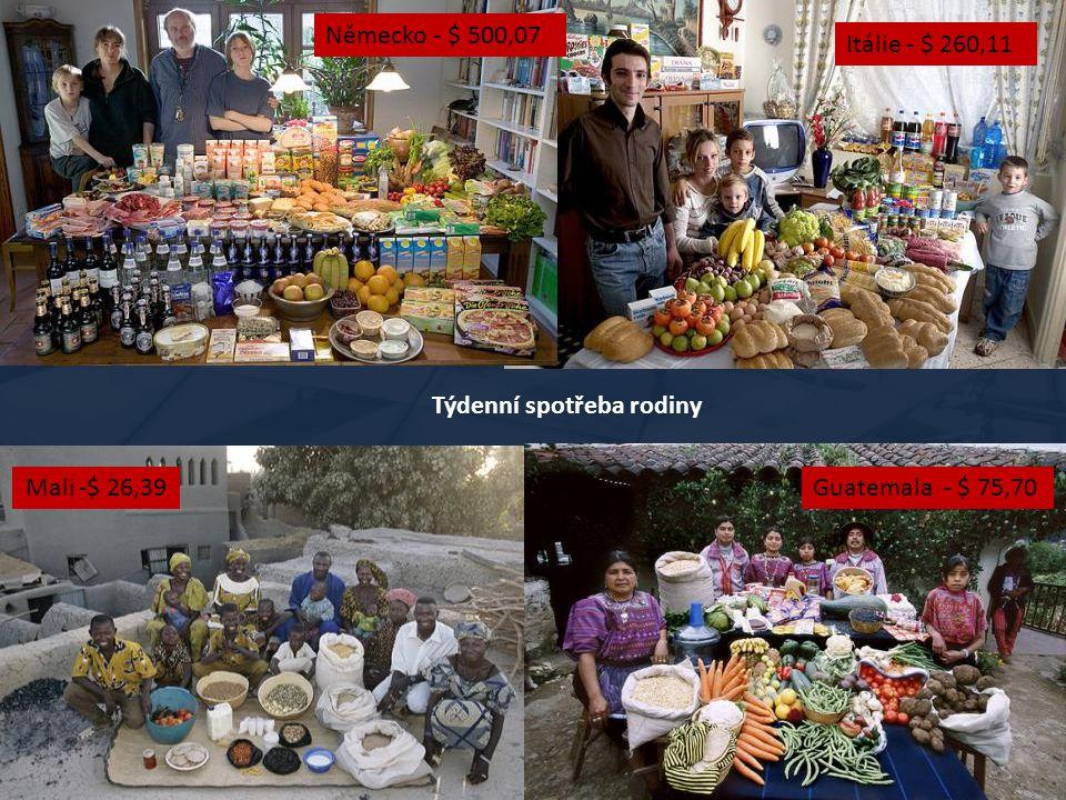 Počet druhů potravy Dlouhověcí lidé – 150 druhů Evropan - 20