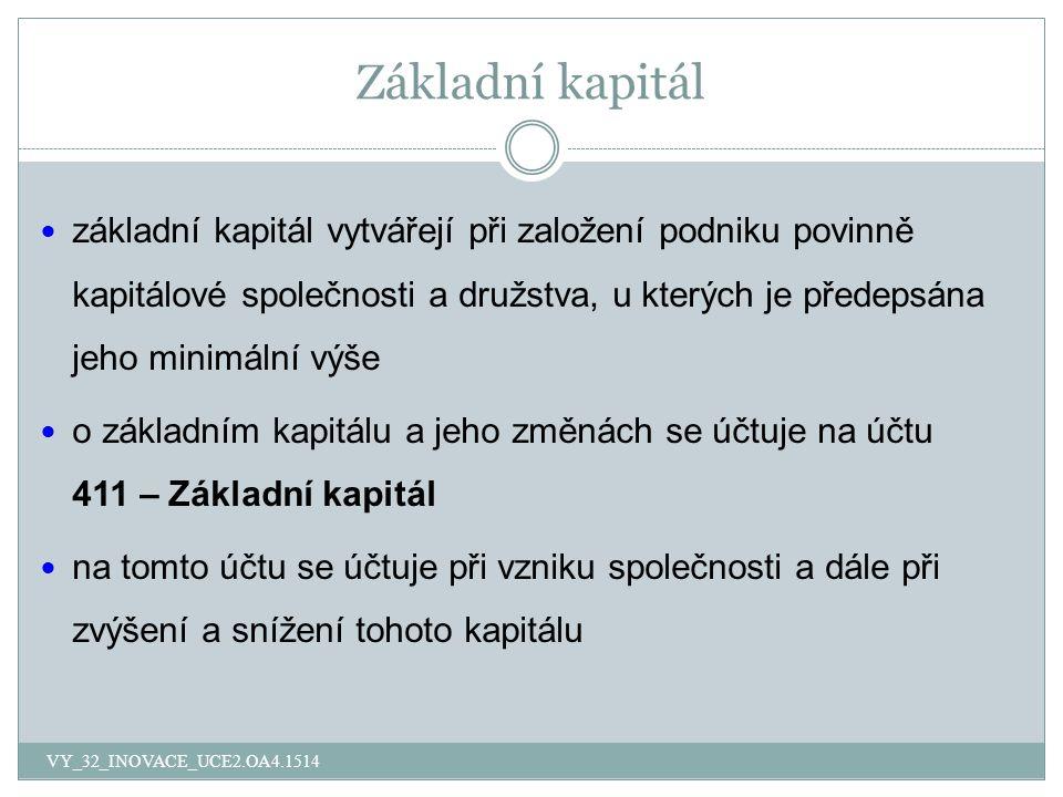 Zdroje ŠTOHL, Pavel.Učebnice účetnictví 2013: pro střední školy a veřejnost.