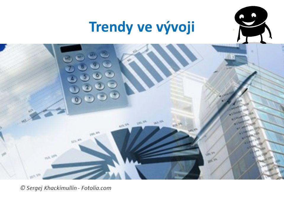 Trendy ve vývoji © Sergej Khackimullin - Fotolia.com