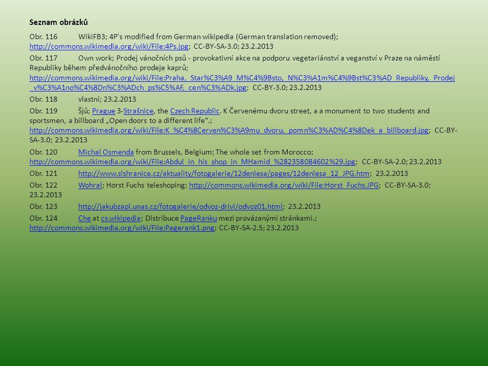 Seznam obrázků Obr. 116WikiFB3; 4P's modified from German wikipedia (German translation removed); http://commons.wikimedia.org/wiki/File:4Ps.jpg; CC-B