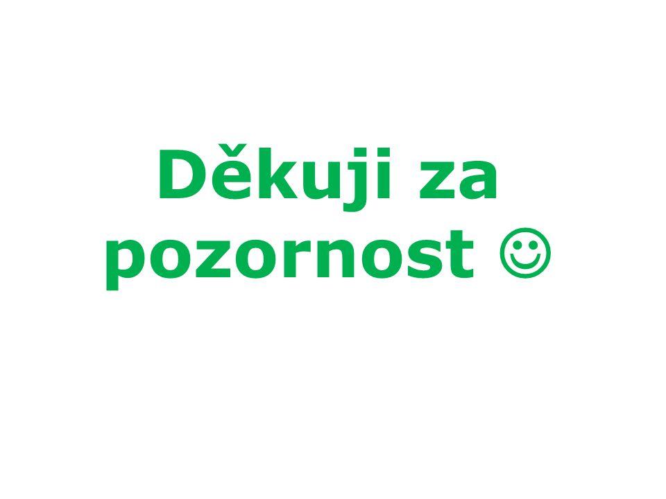 Použitá literatura: SOCHOROVÁ, Marie. Český jazyk a literatura. 2009. Havlíčkův Brod : Fragment, 2009. 126 s.