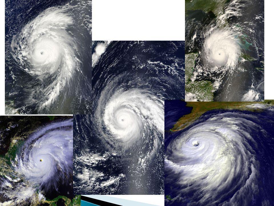  hurikán je tento jev označován v Atlantském zálivu, stejný jev v severozápadním Tichomoří je nazýván tajfun a v Indickém oceán cyklon nebo uragán  aby hurikán vznikl, moře musí mít min.