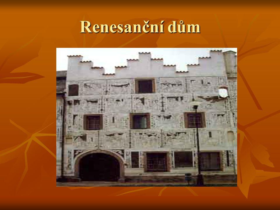 Renesanční dům