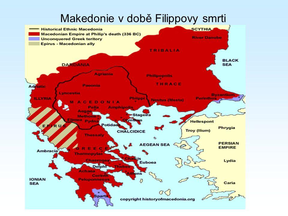 Postup makedonské expanze