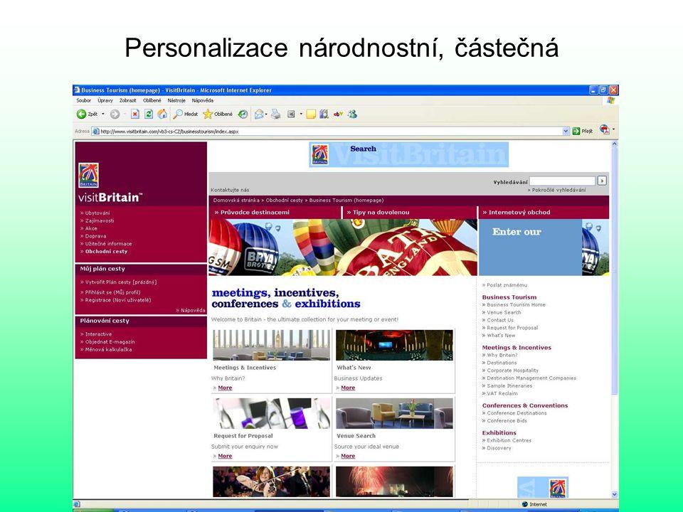 Personalizace – video, zákaznický přístup