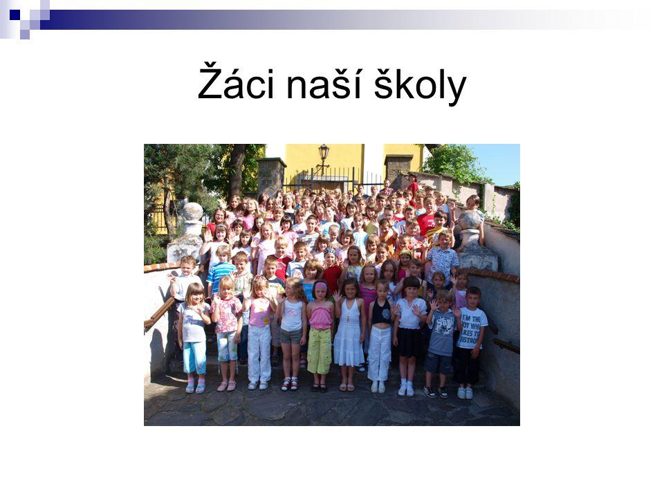 Žáci naší školy