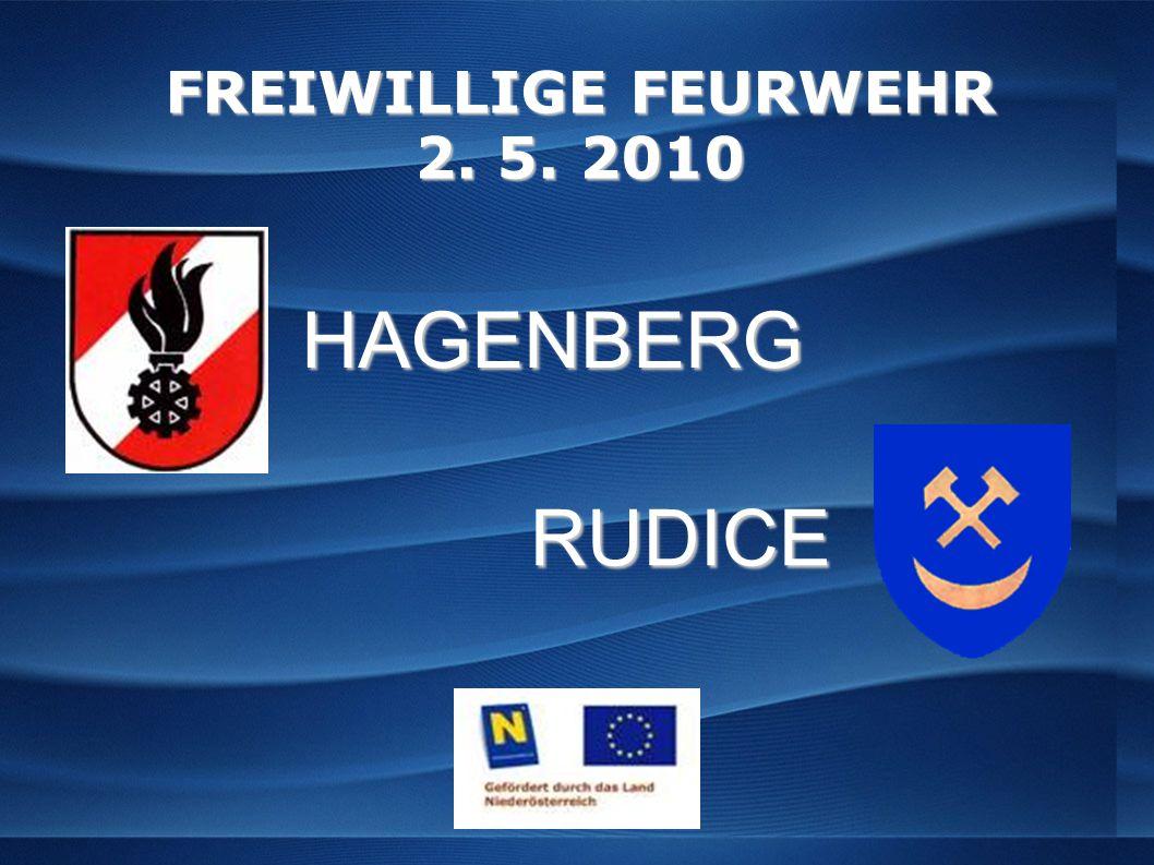 FREIWILLIGE FEURWEHR 2. 5. 2010 HAGENBERG RUDICE