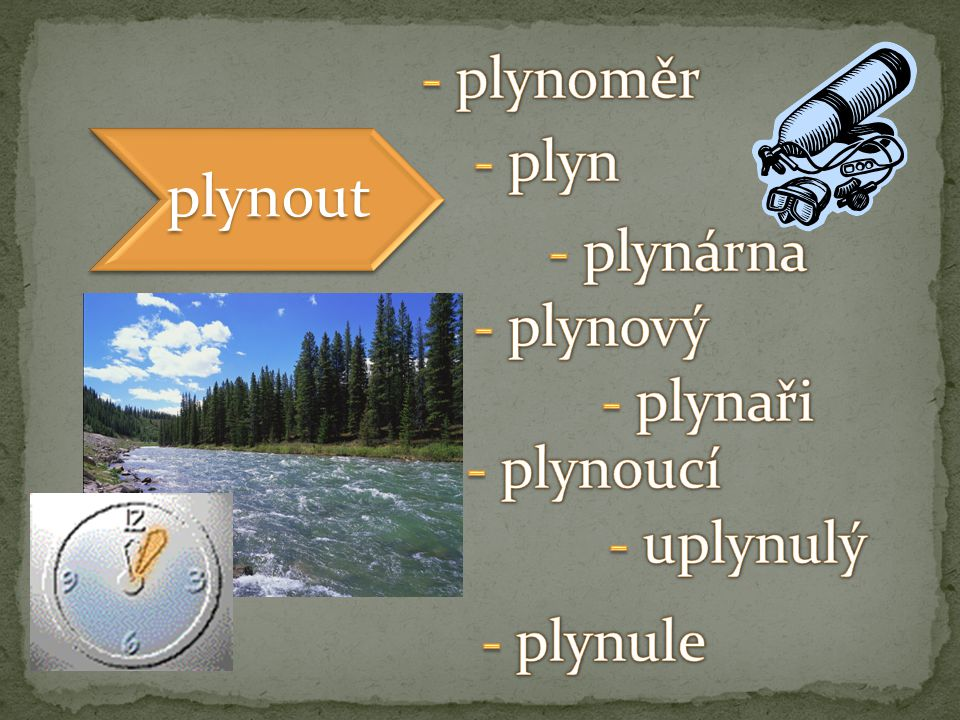 plynout