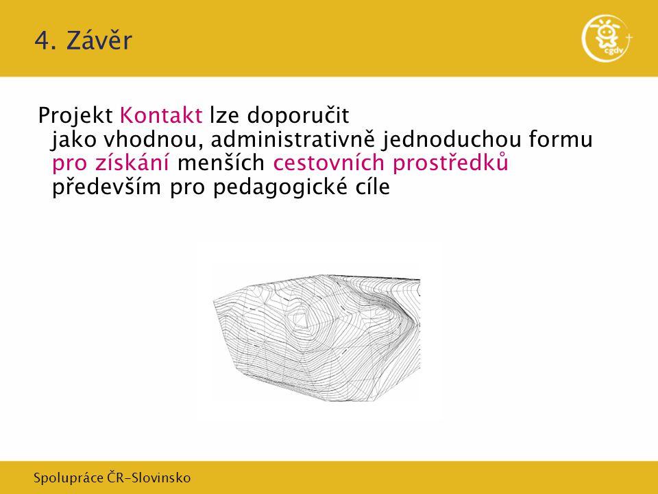 Spolupráce ČR-Slovinsko 4.