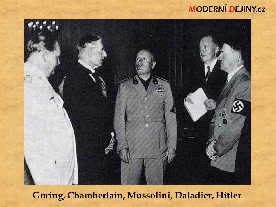 """parte a výsměšná německá pohlednice s úmrtním oznámením o skonu ČSR s motivem ironicky """"upravených bust T.G.M."""