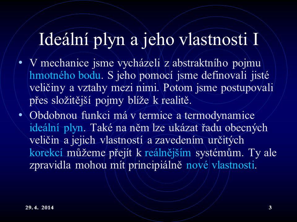 29.4. 201414 Základy kinetické teorie i.p.