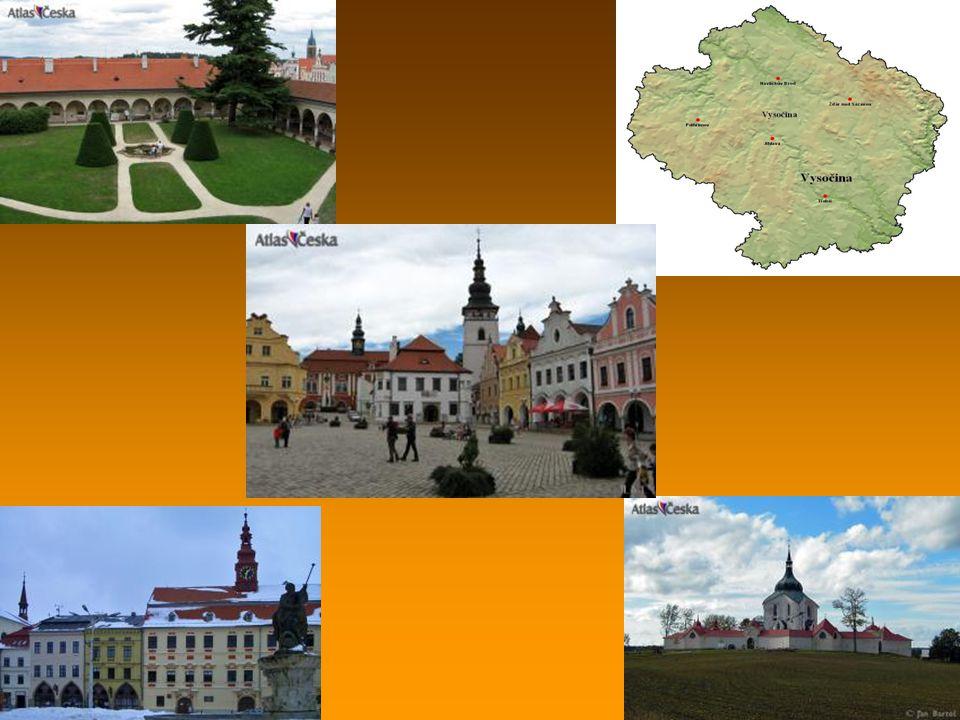 Jihlava Jihlava je statutární město, na rozhraní Čech a Moravy, centrum kraje Vysočina.