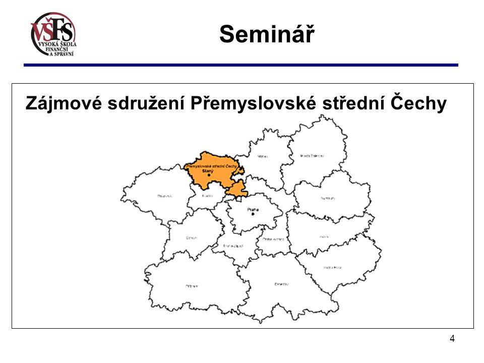 4 Seminář Zájmové sdružení Přemyslovské střední Čechy