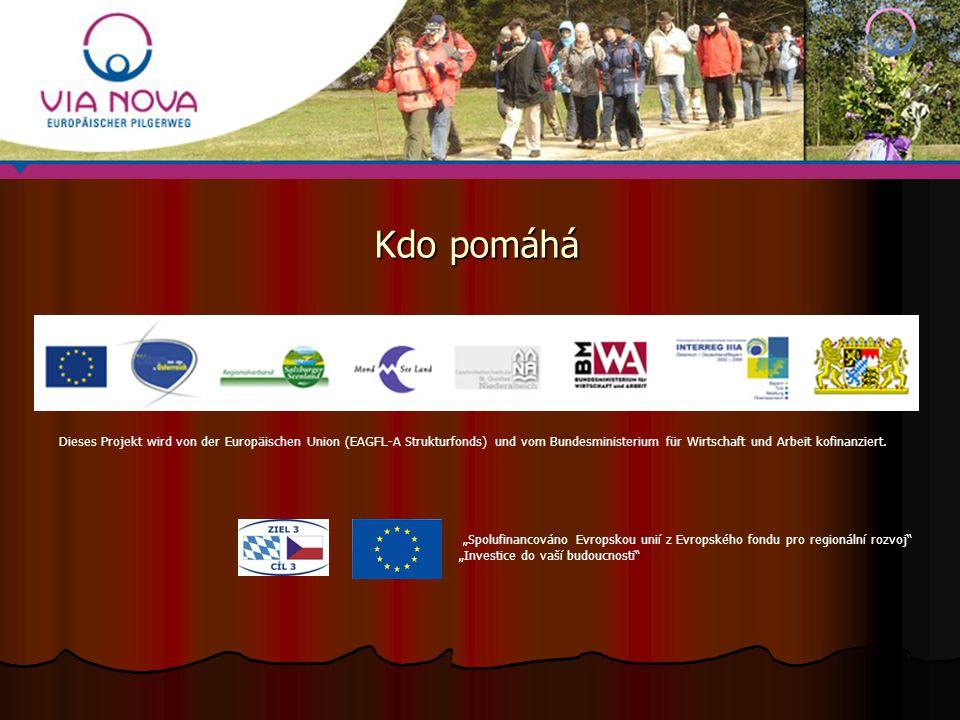Dieses Projekt wird von der Europäischen Union (EAGFL-A Strukturfonds) und vom Bundesministerium für Wirtschaft und Arbeit kofinanziert.