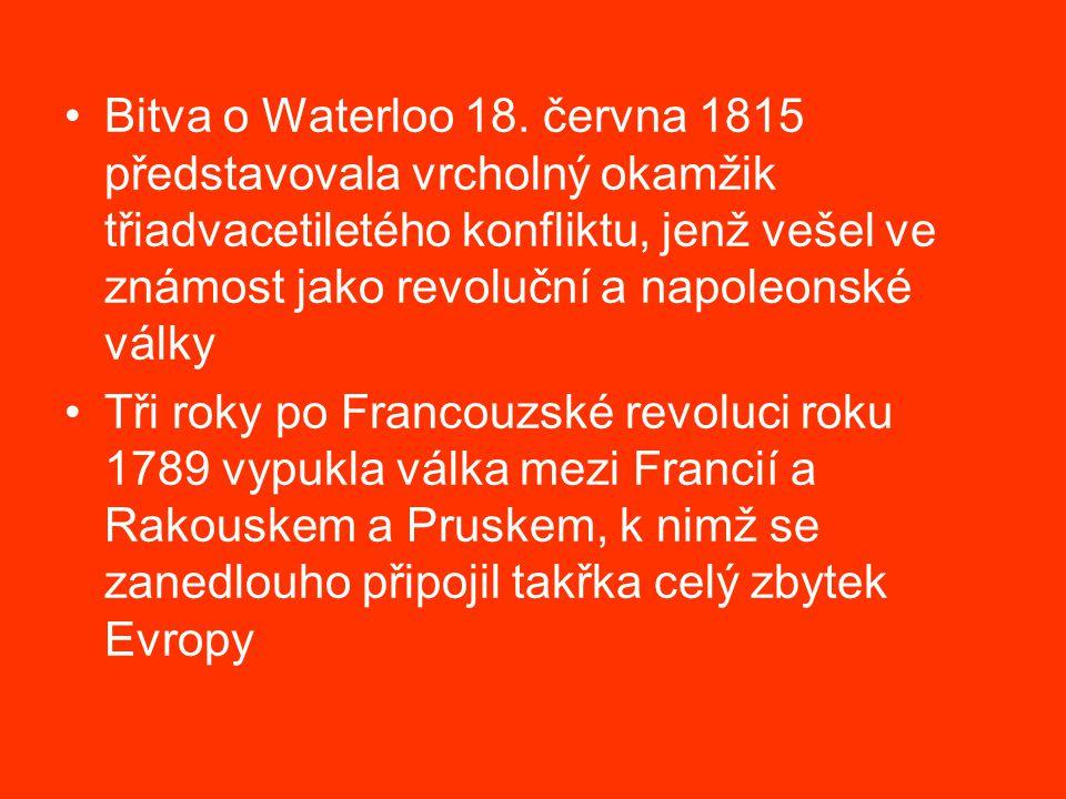 Bitva o Waterloo 18.
