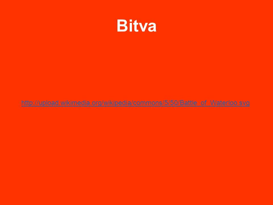Bitva http://upload.wikimedia.org/wikipedia/commons/5/50/Battle_of_Waterloo.svg