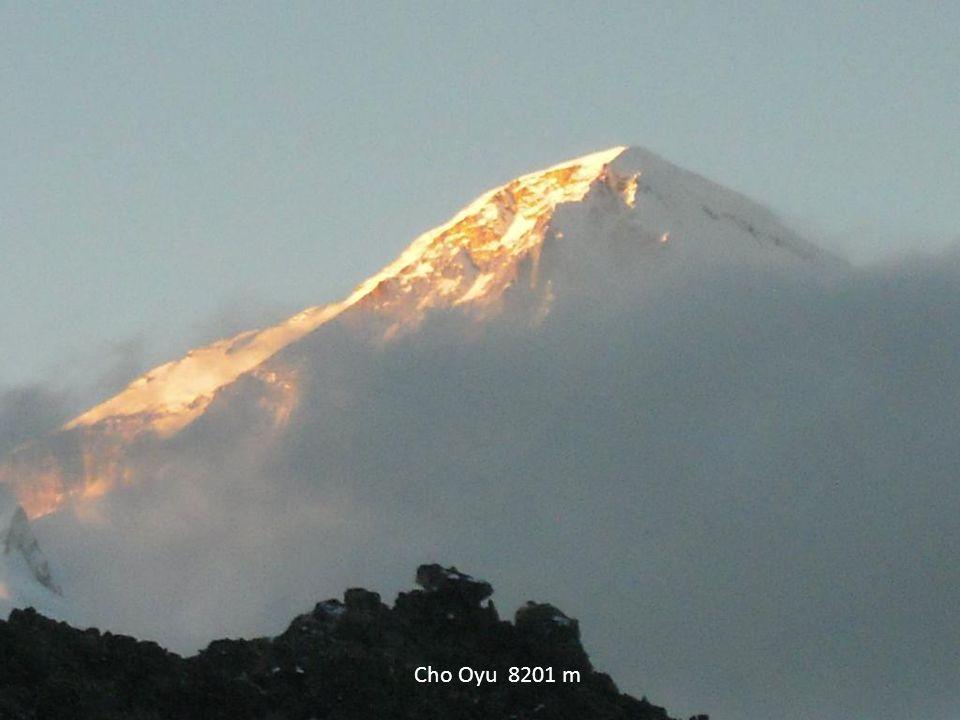 Cho Oyu 8201 m