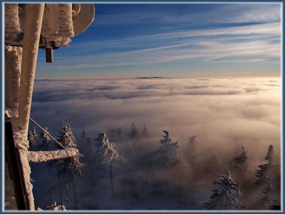 Orlické hory nebo Kralický Sněžník Ví někdo