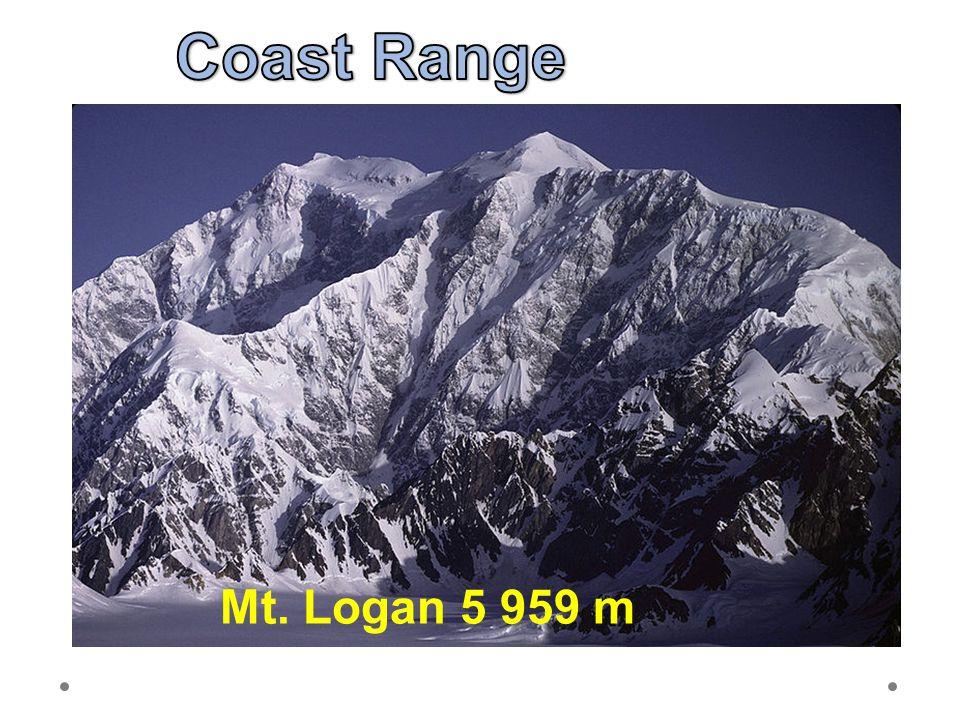 Mt. Logan 5 959 m