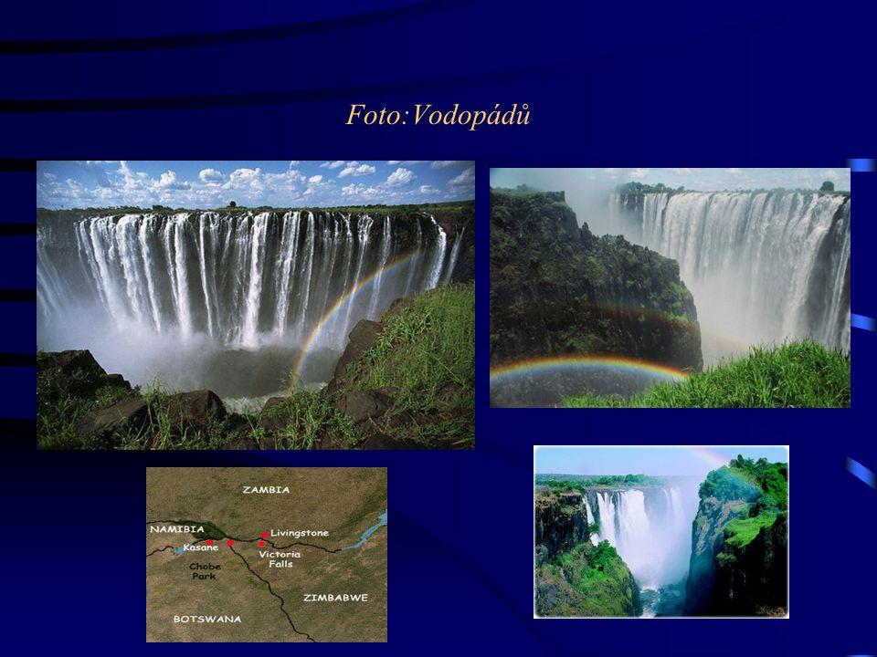 Mapa-vodopádů