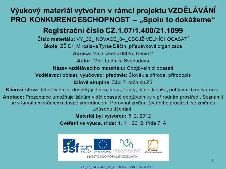 12 Snímek č.1 – Mlok skvrnitý. OPIOLA, Jerzy. http://pl.wikipedia.org [online].