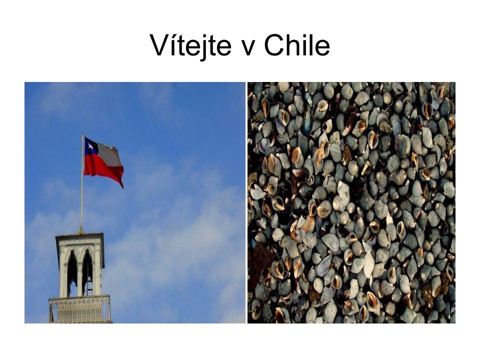 Vítejte v Chile