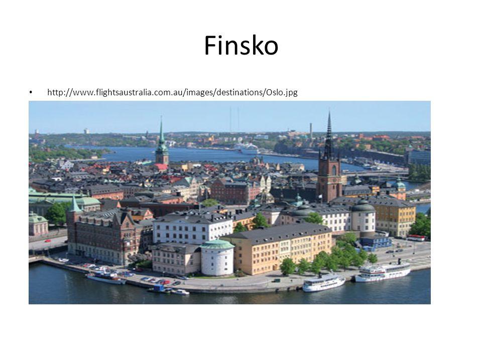 Finsko Hlavní město …………………….Rozloha …………………………. Počet obyvatel …………………………..