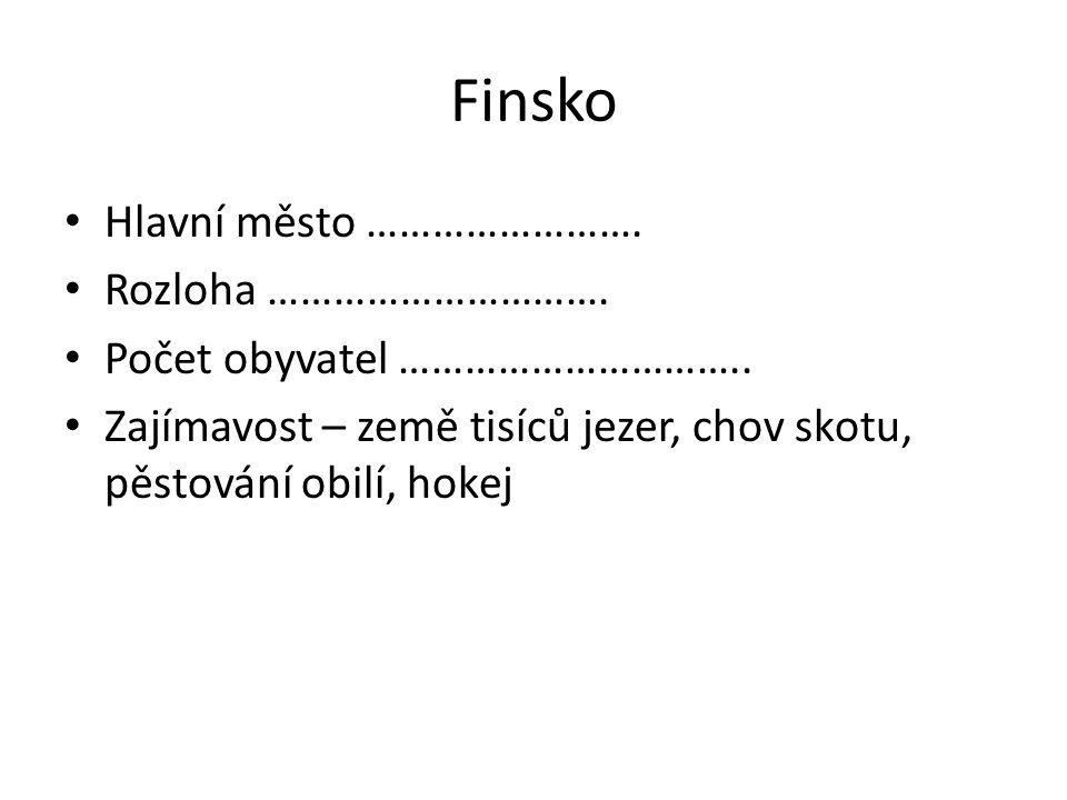 Finsko http://obrazky.idealnizajezdy.cz/countries/538.jpg