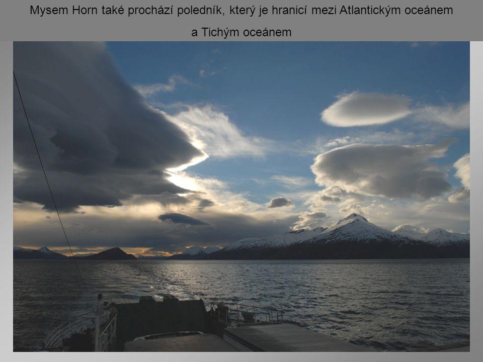 Oblast kolem Hornu je známá vysokými vlnami, které mohou způsobit problémy daleko větším lodím.
