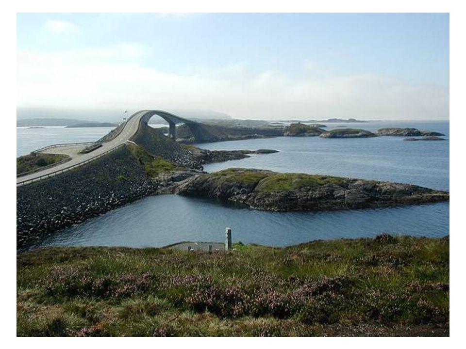 Norové si tuto významnou silnici zvolili jako silnici stolení v Norsku.