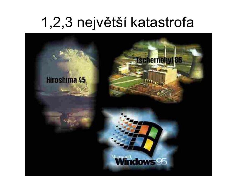 VAROVÁNÍ!!! V počítači byly nalezeny nebezpečné viry.