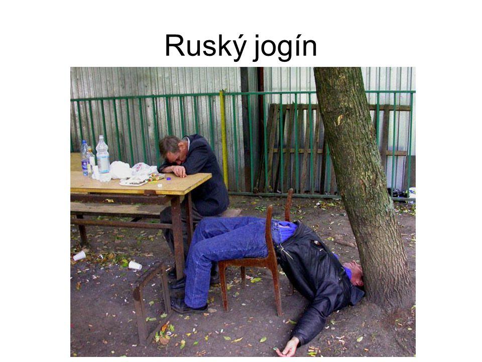 Ruský jogín