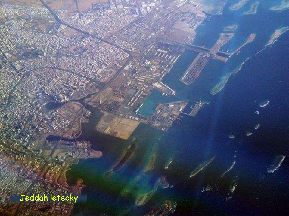Jeddah letecky