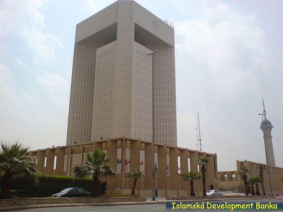 Islamská Development Banka