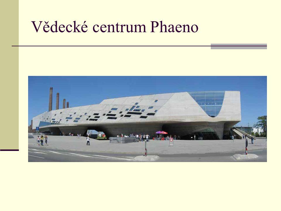 Vědecké centrum Phaeno