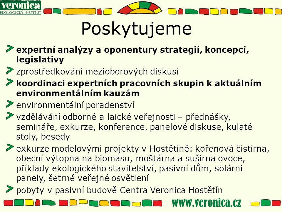 Poskytujeme expertní analýzy a oponentury strategií, koncepcí, legislativy zprostředkování mezioborových diskusí koordinaci expertních pracovních skup