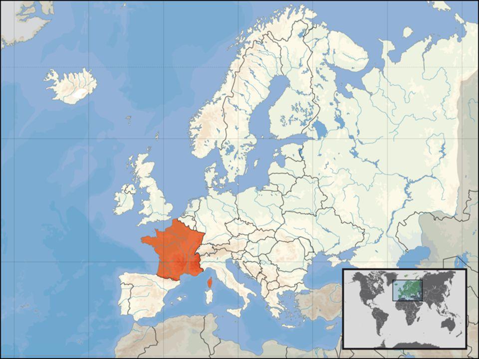 Základní údaje Hlavní město: Paříž Rozloha: 547 030 km² Počet obyvatel: 60,2 mil Úřední jazyk: francouzština Používané jazyky: bretonština, v Alsasku němčina a dále baskičtina, okcitánština Nejvyšší bod: Mont Blanc (4 810 m n.