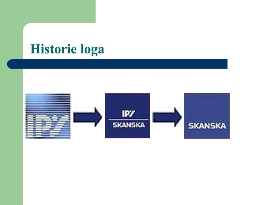 Historie loga