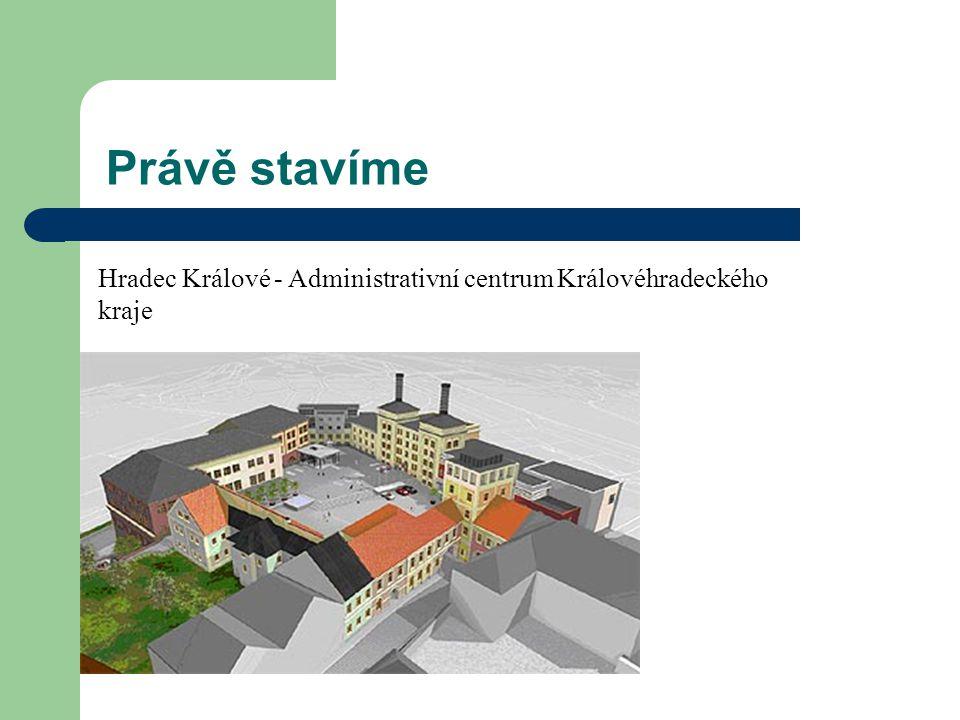 Právě stavíme České Budějovice - Mercury Center