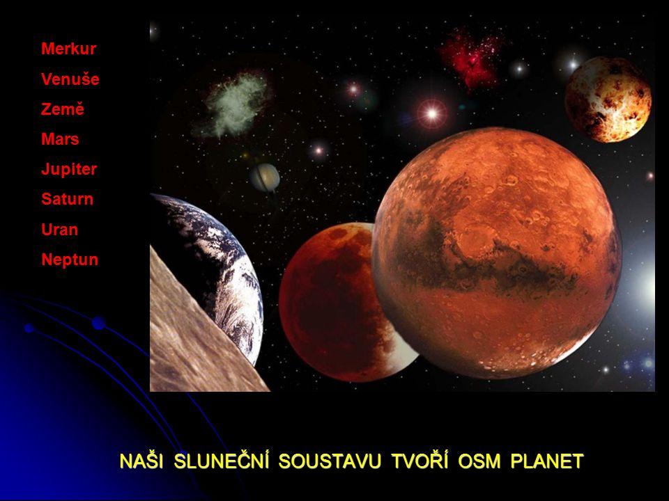 Planeta SATURN -teplota – 180 °C -poloměr 57 900 km -rok: 29 let -den: asi 11 h - 25 měsíců