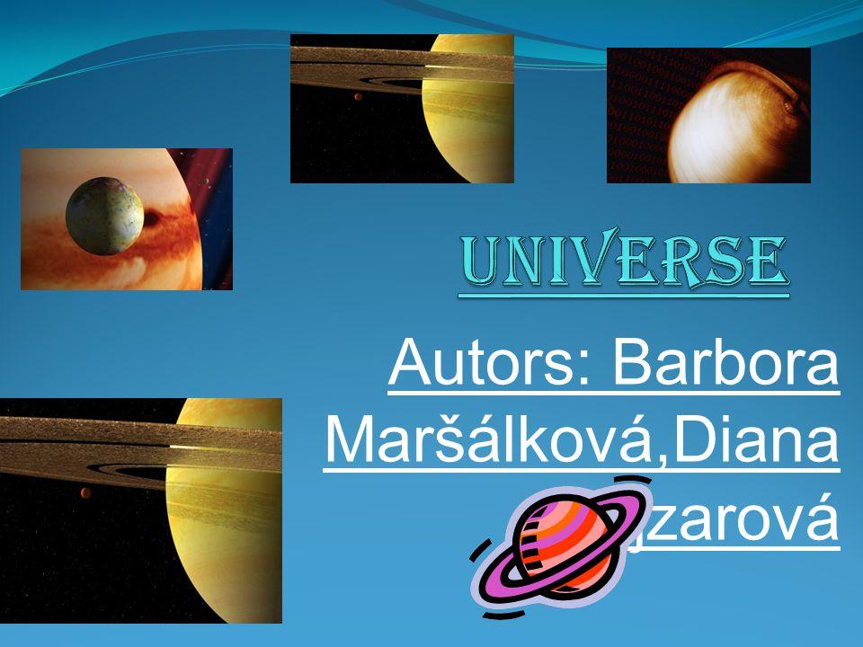 The solar systém Universe-vesmír Galaxy-galaxie Solar systém-slun.sous. Planets-planety Sun-slunce