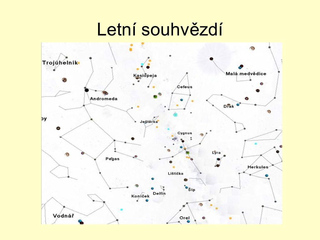 Letní souhvězdí